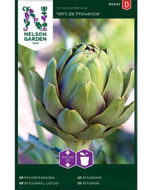 Latva-artisokka Vert de Provence