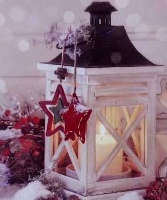 Joulukortti Joululyhty