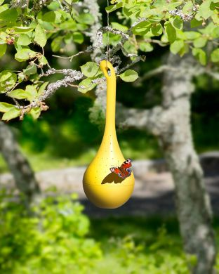 Perhoskeidas Belightful keltainen