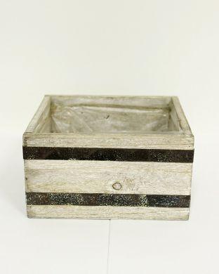 Koristelaatikko puinen