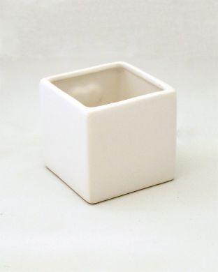 Magneettiruukku valkoinen