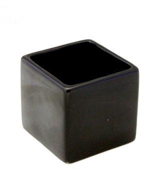 Magneettiruukku musta