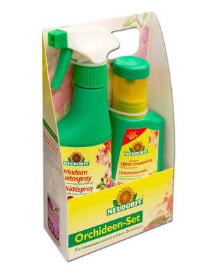 Orkidean hoitosetti