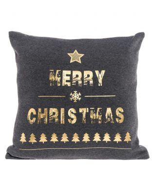 Tyyny Merry Christmas kultainen