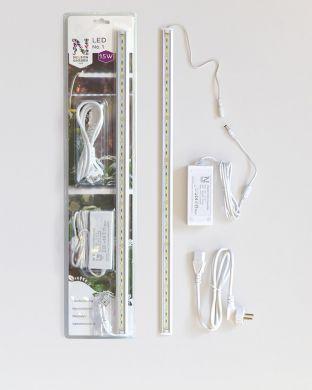 Kasvivalaisin LED 60 cm, sis. muuntajan 15 W