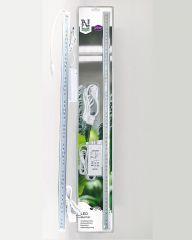 Kasvivalaisin LED 85 cm, sis. muuntajan 23 W