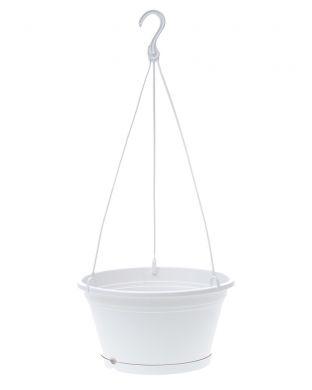 Air muoviamppeli valkoinen