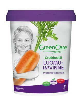 GreenCare Luomuravinne syötäville kasveille
