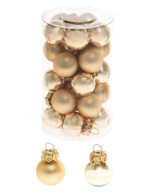 Minikuusenpallo kulta