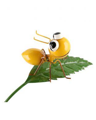 Koristetikku muurahainen keltainen