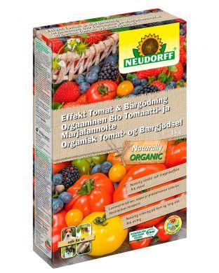 Bio-Tomaatti- ja marjalannoite 1 kg