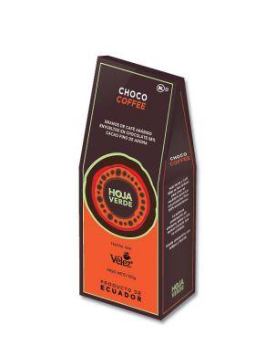 Hoja Verde Choco Coffeebeans 100 g