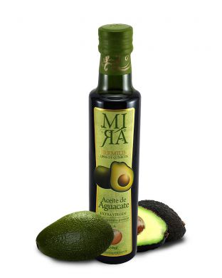 MIRA Original avokadoöljy 250 ml