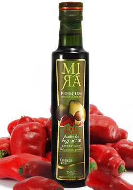 MIRA Chili Breeze avokadoöljy 250 ml