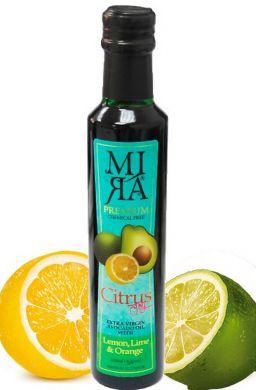 MIRA Citrus Joy avokadoöljy 250 ml