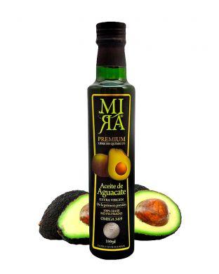 MIRA 100 % Hass avokadoöljy 250 ml