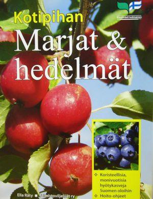 Kotipihan marjat ja hedelmät-opas